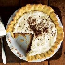 chocolate pb pie