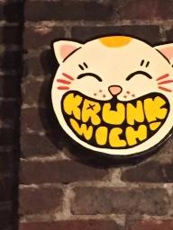 Krunkwich sign